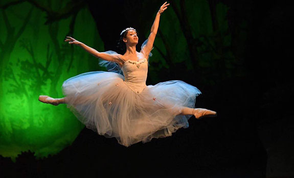 La Sylphide, Croatian National Ballet, Split, Croatia